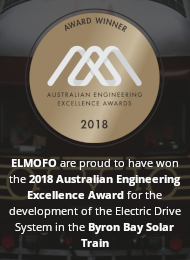 ELMOFO 2018 Australian Engineering Excellence Award